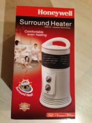 honeywell surround heater