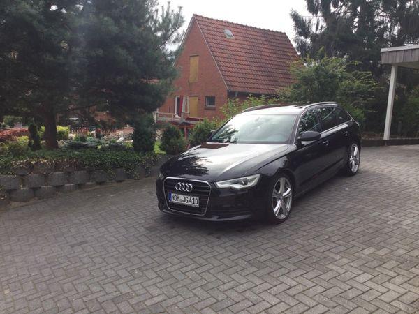 Audi A6 Avant » Audi A6, A8