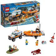 LEGO City 60165 60164 Geländewagen