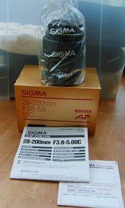 Sigma 28-200mm