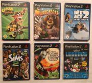 PlayStation 2 Spiele Paket auch