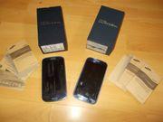 2 Samsung Galaxy