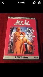Jet Li Masterpiece Edition 3