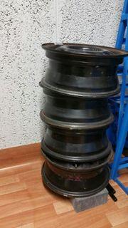 Stahlfelgen Set für
