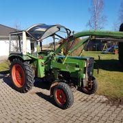 Fendt Farmer 102S Turbomatik