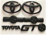 Toyota GT86 Emblem