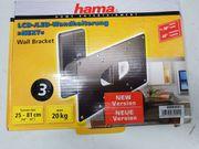 HAMA TV-Wandhalterung 25-81 cm
