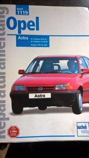 Reparaturanleitung Opel Astra Bj 1991-1996