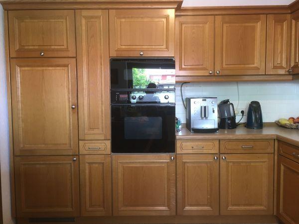 Gebrauchte komplette Küche L-Form 3x4 Meter in Ketsch - Küchenzeilen ...