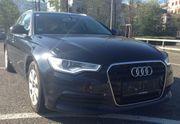 Audi A6 Avant DPF Multitronic