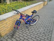 Jugend, Jungen Fahrrad