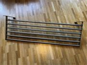 Wandregal Grundtal Ikea aus Edelstahl