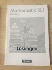 Cornelsen: Mathematik Lösungen