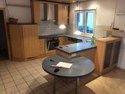 Küche mit Bosch Geräten und