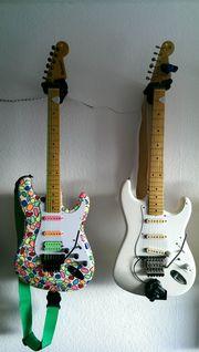 E-Gitarrenunterricht Rock,