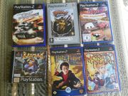 Playsation 2 Spiele