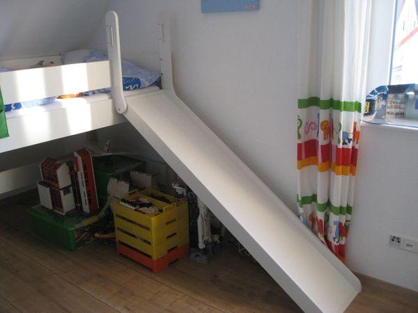 rutsche fur kinderzimmer, rutsche für paidi-spielbett (125 cm) in heidelberg - kinder, Design ideen