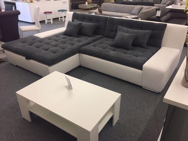 Couch u form maße  Sofa Couch U-Form Wohnlandschaft Sortimentswechsel 20% Rabatt in ...