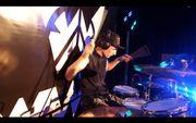 Semi prof. drummer
