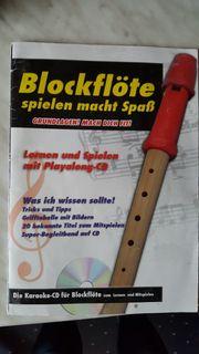 Notenbücher CD für Blockflöte