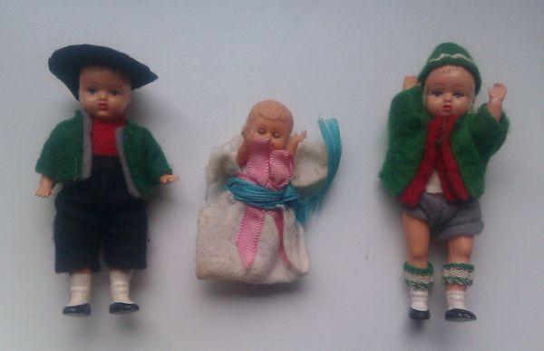 Figuren sehr alt » Spielzeug, Überraschungseier- Figuren