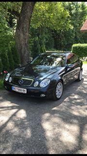 Mercedes Benz E220 W211