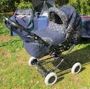 Kinderwagen Teutonia Delta Plus wandlungsfähig