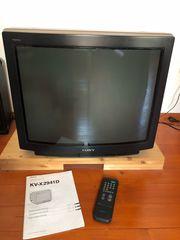 Sony Trinitron Fernseher KV-X2941D 68cm