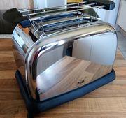Toaster Mia Edelstahl