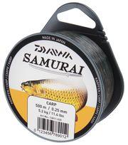 Daiwa Samurai monofile Angelschnur Zander