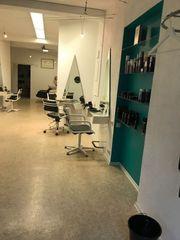 Friseursalon zur Übergabe Dringend