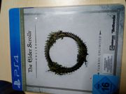 PS4 Spiel The Elder Scrolls