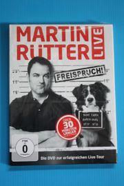 Martin Rütter - Freispruch - live - DVD -