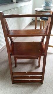 Stuhlleiter Stuhl und