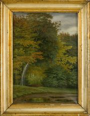 Altmeister-Gemälde HERMANN