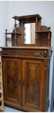 Antiquitäten Massivholz-Möbel Sekretär Schreibtisch Buffet