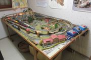 Eisenbahnanlage Märklin/Primex