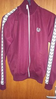 Fred perry unisex sportjacke