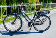 Corratec Elektrofahrrad E-Bike Suntour 29