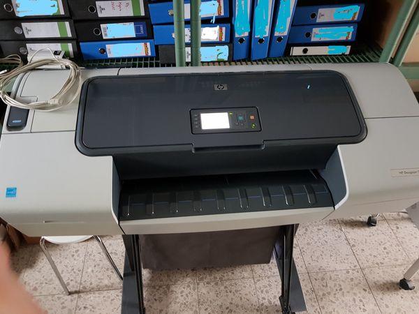 Plotter Großformat Drucker HP Designjet