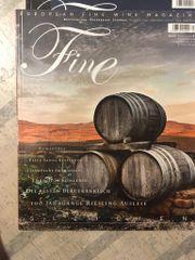 Zeitschrift, Weinzeitschrift, Weinzeitung