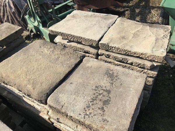 Schone Historische Bodenplatten Aus Sandstein 1800 Jahr In Jawor