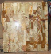 ONYX-Couchtisch -Platte 65 cm x