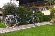 E-Bike Tandem