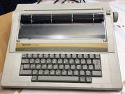 elektrische Schreibmaschine Sharp PA3000-X