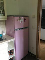 Kühlschrank rosa