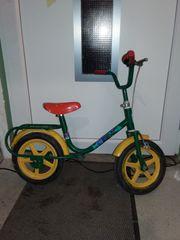Kinderfahrrad als Laufrad