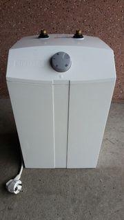 Siemens Warmwasserspeicher Boiler