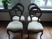 4 Stühle Louis