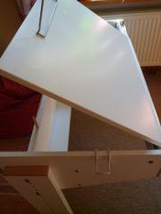 MOLL Schreibtisch, weiß